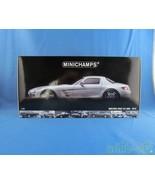 Minichamps Mercedes Benz Sls Amg 2010 1 18 Scale Car - $202.58