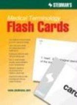 Stedman's Medical Terminology Flash Cards Stedman's - $22.24