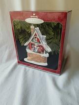 Hallmark Keepsake Ornament-Santa's Merry Workshop - $9.90