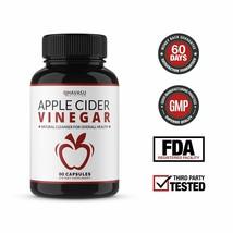 Havasu Nutrition Extra Strength Apple Cider Vinegar Pills ACV 500mg 60 C... - $22.47