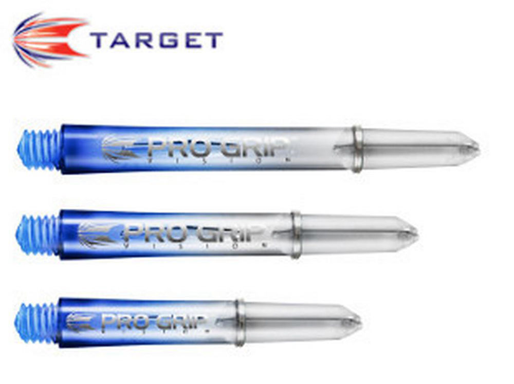 Primary image for Target Vision Pro Grip - In Between - Blue Nylon Shafts w/Rings