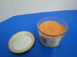 Chesapeake Orange Clove Glass Jar Scented Candle 4 Oz New Never Burned - $13.00