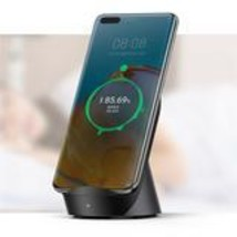 HUAWEI WIRELESS CHARGER STAND 40W CP62 SUPERCHARGE - $50.09