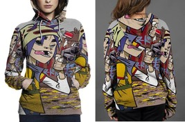 The Gorillaz Grafity Women's Hoodie - $44.80+