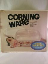 "Vtg Corning Ware Spice o Life A-10 10"" Lidded Casserole Dish Skillet & Pie Plate - $55.43"