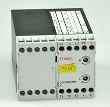 Engine's soft starter KIMO LEKTROMIK 2KK1-12 2,2kW /S 7151 - $135.43