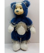 Robert Raikes Bedazzled Birthstone Bears Topaz December 2001 Ltd Ed - $44.00