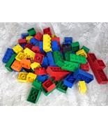 LEGO DUPLO Building Blocks Bulk Lot  1lb. 7 oz. 64+ Pieces - $28.04