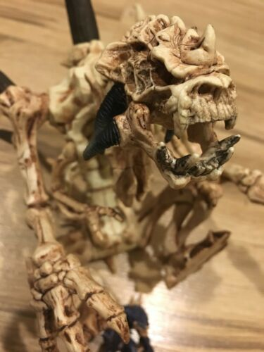 McFarlane's Spawn Series 7 Scourge Ultra-Action Figure 1996 Skeleton Demon Horn