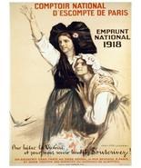 5796.Comptoir national descompte de paris.French woman.POSTER.art wall decor - $10.89 - $69.30
