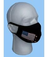 Face Mask Reusable Washable Blk/flag Men Women Protective Masks - $5.92