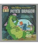 Pete's Dragon -  Walt Disney Presents - 19DC - Read-a-Long Book. - $1.27