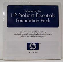 HP PROLIANT ESSENTIALS FOUNDATION PACK - $18.53
