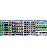 Posters JUDO. Green  belt  1+1+1+1 poster.The technique of judo. - $24.22
