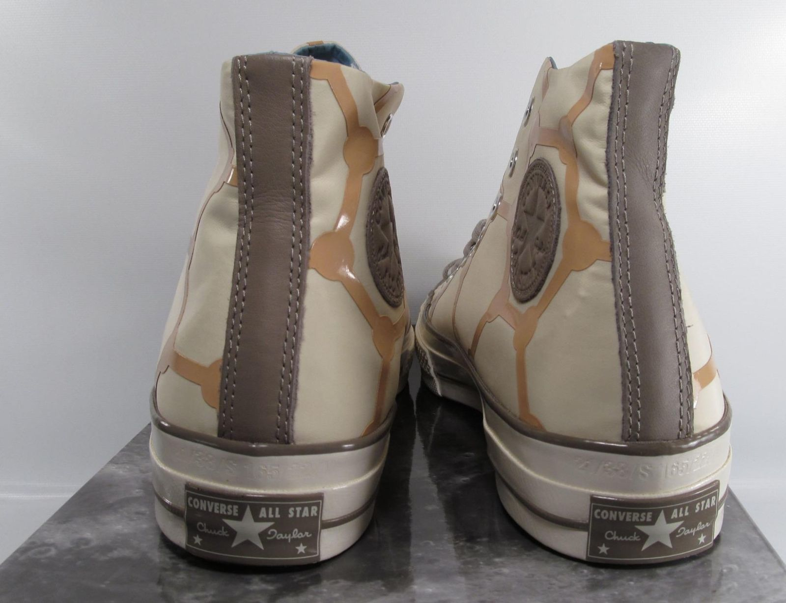 680037270dfa Converse Chuck Taylor All Star 70 s Fuse High SPACE PACK Sattelite 150873C  RARE!