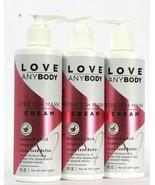 (3 Pack) Love AnyBody Stretch Mark Cream Hyaluronic Acid Vit E Cocoa But... - $24.74