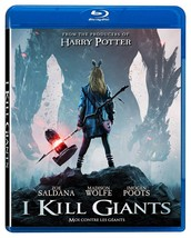 I Kill Giants [Bluray] [Blu-ray] (Bilingual) - $24.23