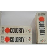 (ITELY) IT&LY Hair Fashion COLORLY Hair Color~ORIG White Box~Buy 4; ... - $4.50+