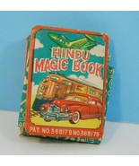 Vintage Hindu Magic Book Made in Japan RARE!!! - $163.45