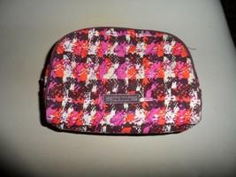 Vera Bradley small cosmetic set in Houndstooth Tweed - $16.50