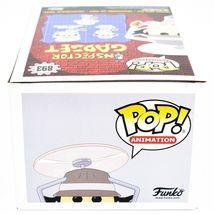 Funko Pop! Animation Inspector Gadget (Flying) #893 Vinyl Action Figure image 6