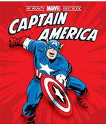 Captain America: My Mighty Marvel First Book (A Mighty Marvel First Book... - $8.77