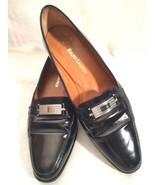 Ralph Lauren Black Dress Shoes Size 6 B Patent Leather Career Professional - $25.15