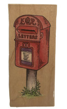 No. 43~  The Royal Mail Stamp  Mounted Rubber - $7.92