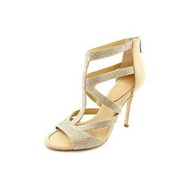 BCBGeneration Romeo Womens Size 9 Brown Dress Sandals Shoes - $53.45