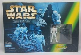 Parker Brothers Star Wars Escape the Death Star Action Figure Game Luke & Vader - $49.95