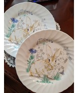 Royal Wessex Rabbit 10-in Dinner Plates, 2 - $20.00