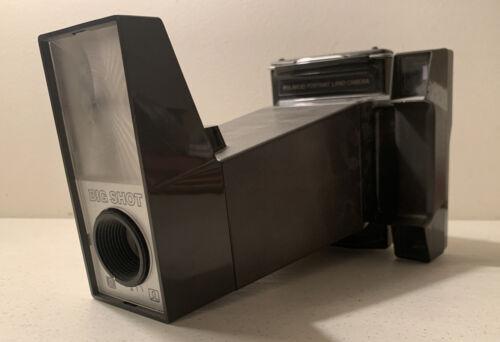 Polaroid Big Shot Portrait Land Camera untested  - $47.49