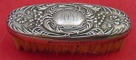 """Dresden by Whiting Sterling Silver Shoe Brush 3 7/8"""" - $221.45"""