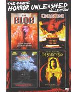 The Blob 1988 Christine 1983 Fright Night 1985 Seventh Sign NEW - $13.68