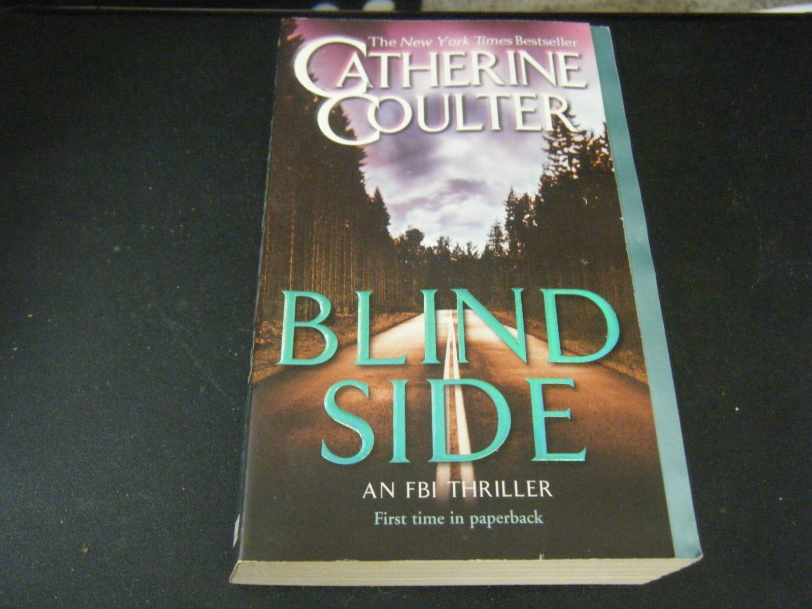 Primary image for An FBI Thriller: Blindside by Catherine Coulter (2004, Paperback)