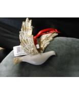 """Hallmark """"Dove In Flight"""" Ornament NEW  - $12.82"""