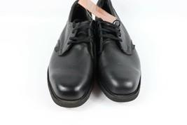 Vintage Nuevo Red Wing Shoes Hombre 11 D 9126 Punta Suave Cuero Oxford Cartero image 2