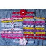 Creat your own Felt Friendship Bracelets/Felt Bookmark Assorted Random S... - $24.00