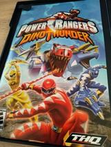Sony PS2 Power Rangers: Dino Thunder image 2