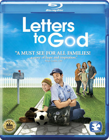 Letters To God (Blu Ray)