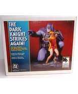 The Dark Knight Strikes Again Cold Cast Porcelain Statue Limited To 5500... - $600.00