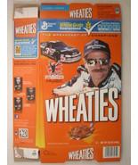 Empty WHEATIES Box 2010 15.6oz DALE EARNHARDT Sr Hall of Fame [Z202d2] - $6.38