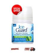 Optima Ice Guard Natural Crystal Deo Lemongrass 50ml - $17.28