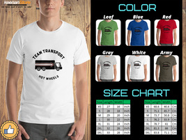 Team Transport Hot Wheels diecast - Diecast Design T Shirt - $22.00+