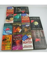 Lot of 13 Gwen Hunter Books Autographed Delayed Diagnosis 11 Signed  - $109.36