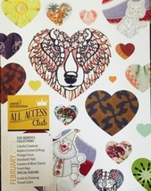 FEBRUARY 2016 Anita Goodesign Embroidery Designs BOOK AND CD ALL ACCESS - $39.59