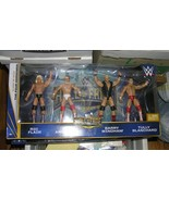 WWE Four Horseman Hall of fame 4 pack from MATTEL - $80.00