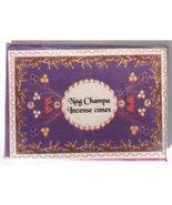 Nag Champa Flora Cones - 16 Cones per Box - Sold in Set of 4 Boxes - $16.28