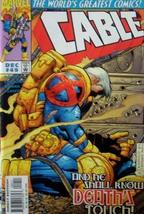 Cable #49 (Vol. 1, No. 42, December 1997) [Comic] [Jan 01, 1997] Marvel ... - $3.91