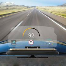 Universal HUD Head Up Display Car Cell phone GPS Navigation Image Reflector - $21.03